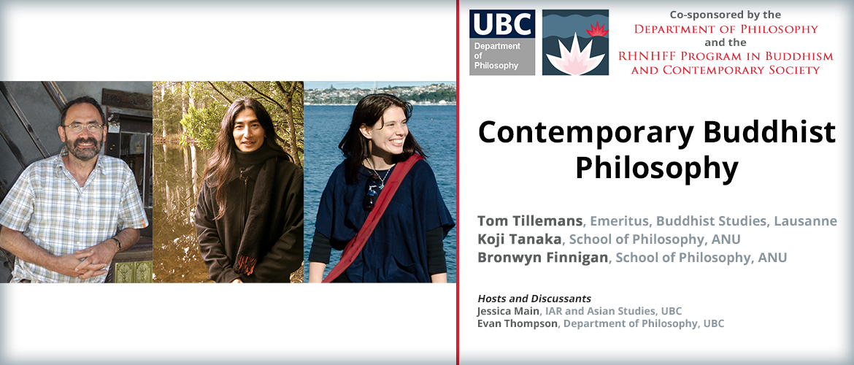 Buddhist Contemporary Philosophy - Banner